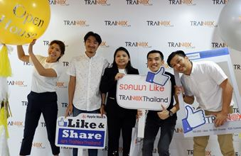 จัดงาน Open House TraiNex Training Center